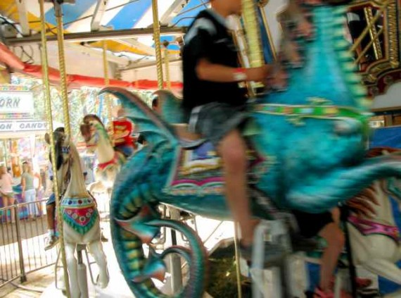 County Fair, Merry Go-Round