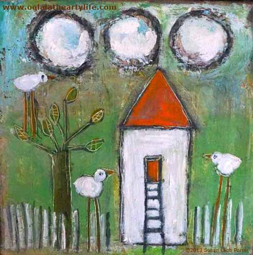 Moons Over Hen House